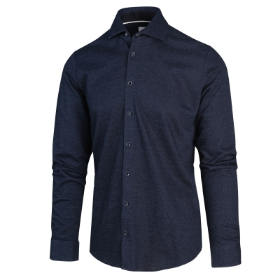 Blue Industry shirt navy