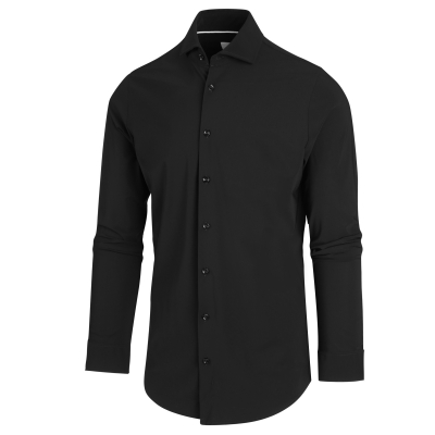 Blue Industry shirt black