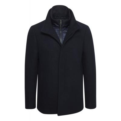 Matinique harvey short jacket dark night