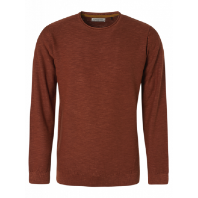 No Excess pullover. r/neck rolli rusty