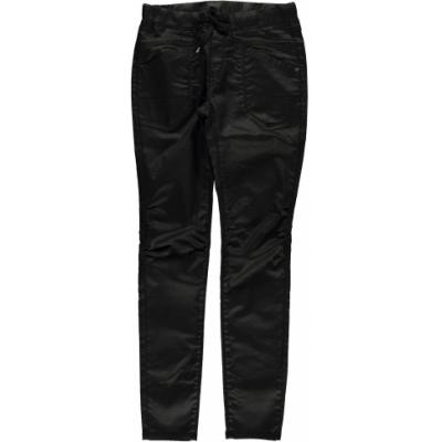 Geisha jeans jog coated black