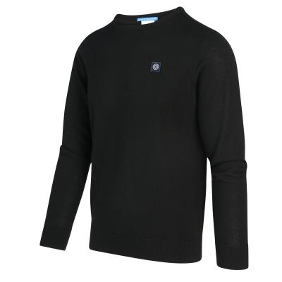 Blue Industry pullover black