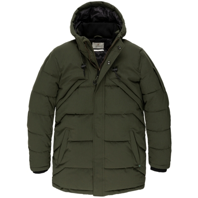 Cast Iron parka jacket brawler parka