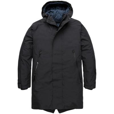 Pme-legend XV long jacket forcer parka black