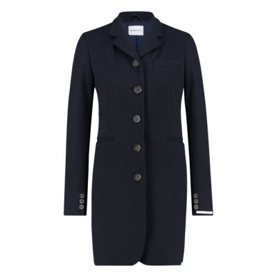 Penn & Ink coat navy