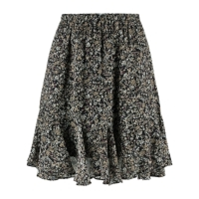 Circle of Trust masha skirt forest flower