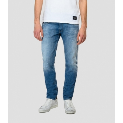 Replay, jeans anbass