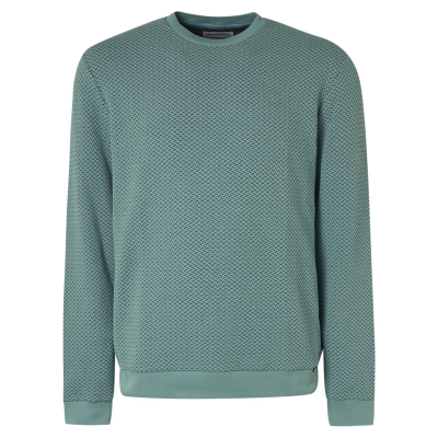 No Excess, Sweater crewneck relief double