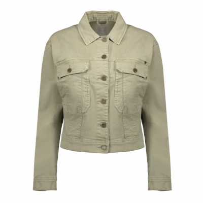 Geisha, jacket army