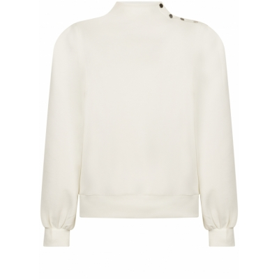 Tramontana, sweater soft buttons