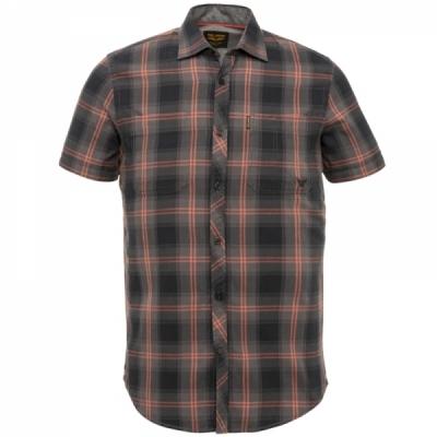 PME Legend, ss shirt twill check meteorite
