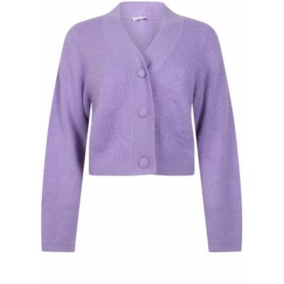 Tramontana, cardigan short bulky knit
