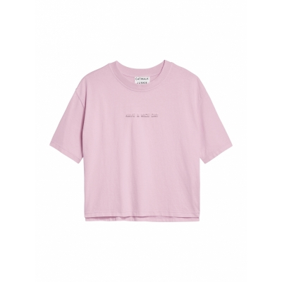 Catwalk Junkie, t-shirt nice day pink lady