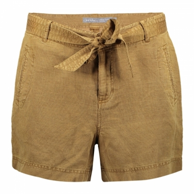 01303-10 shorts belt tabacco